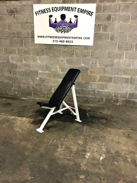Buy Hammer Strength Fixed Incline Utility Online Fitness