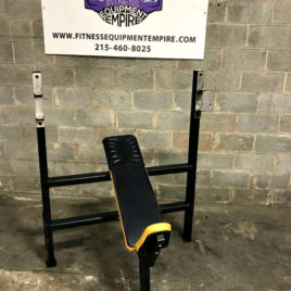 King Fitness Incline Olympic Racked Bench Press
