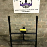 King Fitness Incline Olympic Racked Bench Press - 2