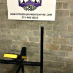 King Fitness Incline Olympic Racked Bench Press - 3