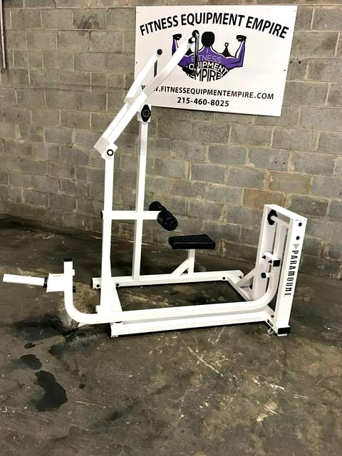 Buy Paramount Plate Loaded Leverage Lat Pulldown Online