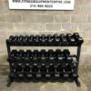 BRAND NEW EMPIRE Rubber Hex Dumbbell Sets - Click for Options - 6