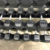 BRAND NEW EMPIRE Rubber Hex Dumbbell Sets - Click for Options - 8