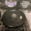 BRAND NEW EMPIRE Solid Rubber Bumper Plate Sets - 2