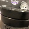 BRAND NEW EMPIRE Solid Rubber Bumper Plate Sets - 4