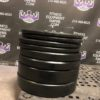 BRAND NEW EMPIRE Solid Rubber Bumper Plate Sets - 6