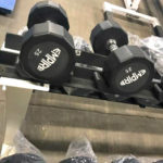 BRAND NEW Empire 12-Sided Prostyle Rubber Dumbbells - 4