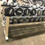 BRAND NEW Empire 12-Sided Prostyle Rubber Dumbbells - 7
