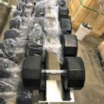 BRAND NEW Empire 12-Sided Prostyle Rubber Dumbbells - 9