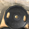 BRAND NEW Empire Olympic Rubber Grip Plates - 4