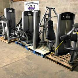 Life Fitness Signature Series 17-Unit Platinum Strength Circuit