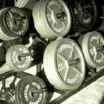 Iron Olympic Weight Plate 240 lb. Sets - PREOWNED - 0