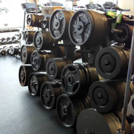 Iron Olympic Weight Plate Sets – PREOWNED
