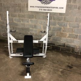 Hammer Strength Incline Olympic Bench Press