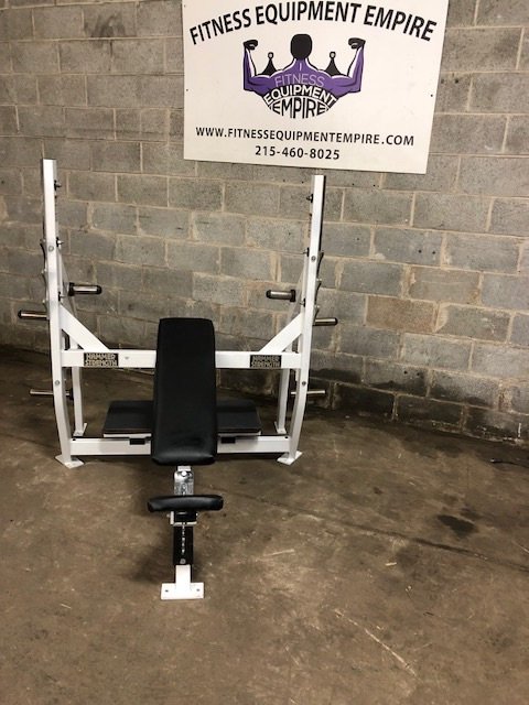 Buy Hammer Strength Incline Olympic Bench Press Online