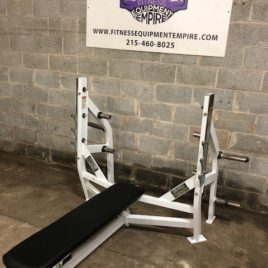 Hammer Strength Olympic Flat Bench Press