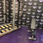 York Barbell Multi-Function Rack With Safety Arms - 4