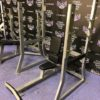Hammer Strength Olympic 4 Piece Bench Set Incline - Decline - Flat - Military - 2