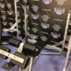 Hammer Strength Olympic 4 Piece Bench Set Incline - Decline - Flat - Military - 3