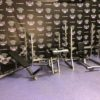 Hammer Strength Olympic 4 Piece Bench Set Incline - Decline - Flat - Military - 7