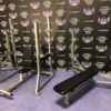 Hammer Strength Olympic 4 Piece Bench Set Incline - Decline - Flat - Military - 0