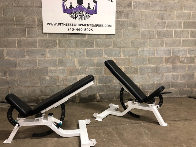 Precor Icarian Olympic Incline Bench Commercial Gym Equipment