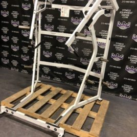 Hammer Strength Plate Loaded ISO Lateral Jammer Press