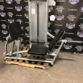 Life Fitness Optima Seated Leg Press – Current & Latest Model – CLEAN