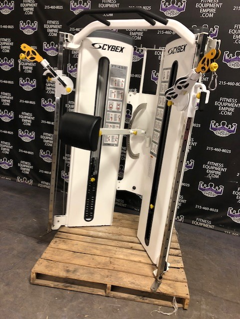 Buy Cybex Ft 450 Bravo Functional Trainer Only 77 Inches