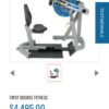 First Degree Fitness E920 Fluid UBE Upper Body Ergometer - Immaculate - Priced Way Below Retail - 6