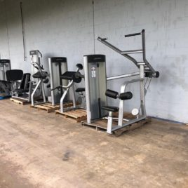 Life Fitness Optima 5 Unit Total Body Strength Circuit – Current & Latest Models