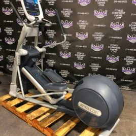 Precor EFX 885 Touchscreen Elliptical Crosstrainer – Current Model