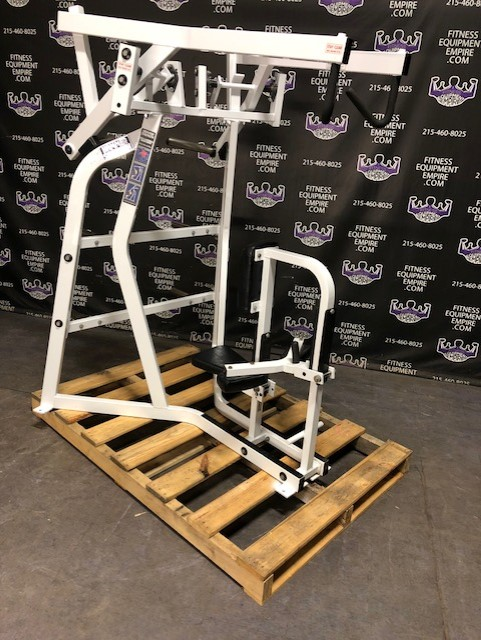 Hammer Strength Plate Loaded Iso Lateral High Row