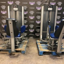 Life Fitness Signature Series Abductor & Adductor Matching Pair
