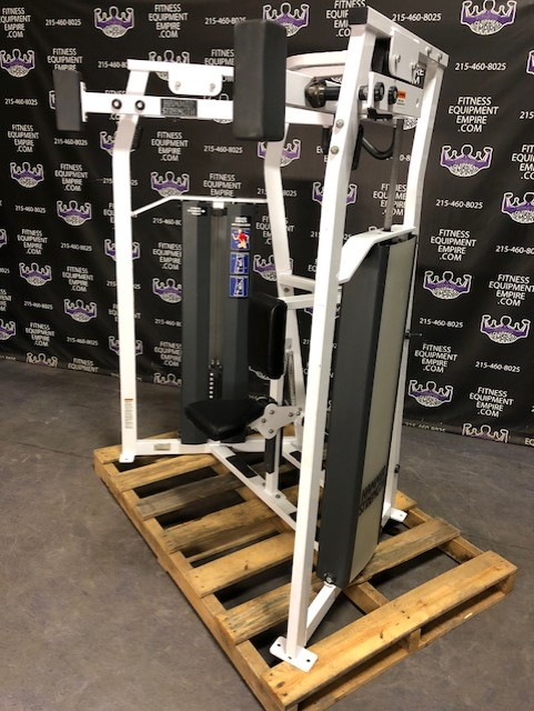 Hammer Strength Mts Iso Lateral High Row