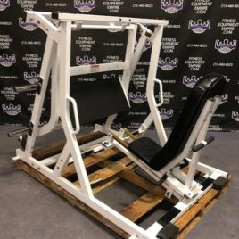 Hammer Strength PL-LP Plate Loaded Seated Leg Press
