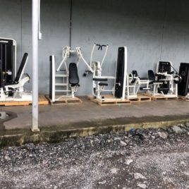 Cybex Eagle 7 Unit Strength Circuit
