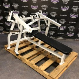 Hammer Strength ISO Lateral Plate Loaded Horizontal Bench Press