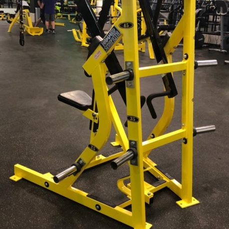 Hammer Strength ISO Lateral Low Row