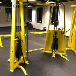 Precor Icarian FTS Functional Training System Cable Crossover