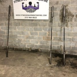 York USA Split Sleeve 7 ft. Olympic Barbells