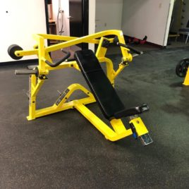 Precor Icarian FLT 541 ISO Lateral Plate Loaded Incline