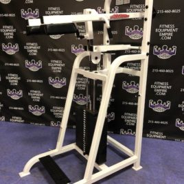 Life Fitness Pro Standing Calf w/400 lb. Stack