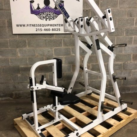 Hammer Strength ISO Lateral Front Pulldown