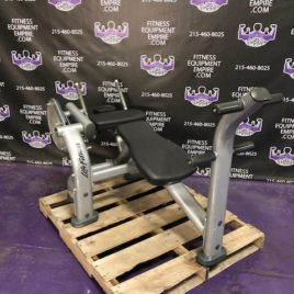 Life Fitness Signature Series Plate Loaded Abdominal Crunch