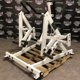 Hammer Strength ISO Lateral Seated Row Dual (4) Loading Horns