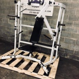 Hammer Strength ISO Lateral Wide Chest Press