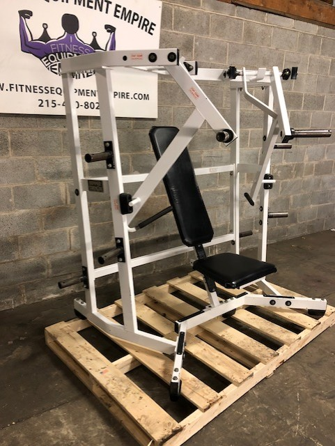 Buy Hammer Strength ISO Lateral Wide Chest Press Online ...