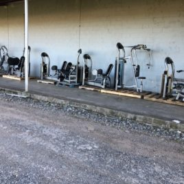 Matrix G3 8 Unit Total Body Strength Circuit – Like New Condition