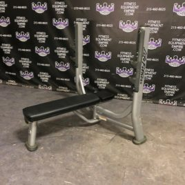Life Fitness Signature Series Olympic Flat Bench Press